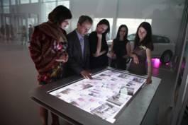 Сферы применения интерактивных столов
