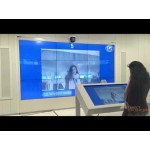 Интерактивная активность на основе видеостены