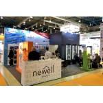 Индивидуальный выставочный стенд для компании Newell Brands