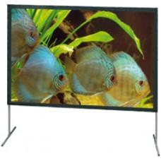MW Plana Fold Professional, просветное полотно, серый контрастный винил RePro LS 346 х 254