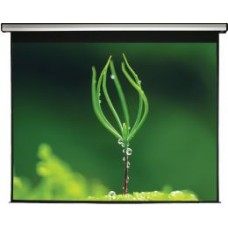 MW Авт. экран большого размера Electric Screen Silver 400 x 335