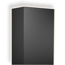 Подставка90 черная матовая