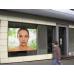 Проекционная витрина с экраном 2м х 1,5м (indoor)