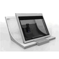 Прозрачная матрица 46 дюймов
