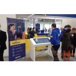 """""""Компания «Гефест Капитал», предоставила интерактивный стол DEDAL AIR 42, на открытие магазина Metro Cash & Carry в г. Краснодар."""