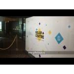 Оснащение интерактивным оборудованием мероприятия компании Рельеф-Центр в г. Казань