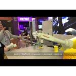 Разработка комплекса «АЭРОХОККЕЙ с роботом» на базе промышленного манипулятора KAWASAKI для компании 1С