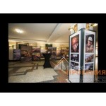 Компания Гефест Проекция разработала и реализовала концепцию по оформлению фотовыставки