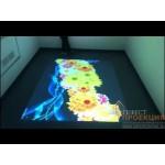 Интерактивный пол от компании Гефест Проекция, для музея Эйнштейна в г. Ногинск.